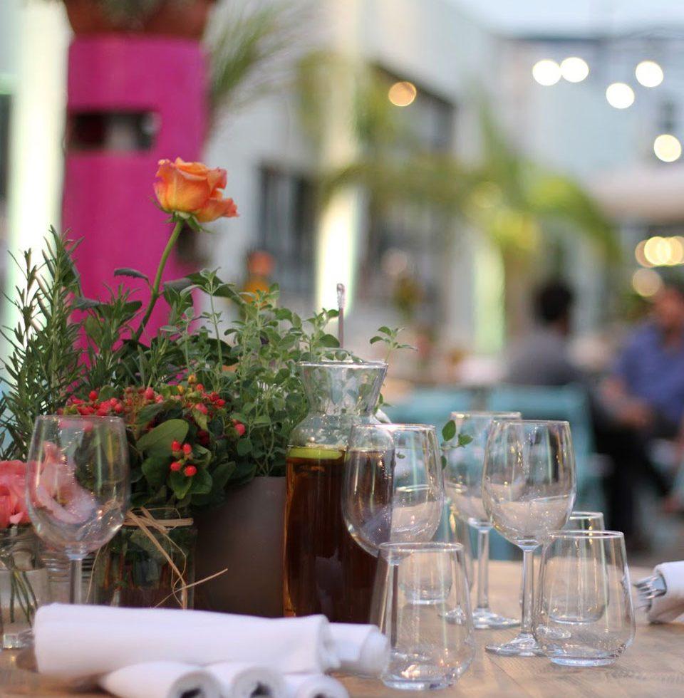אירוע עסקי, תל אביב