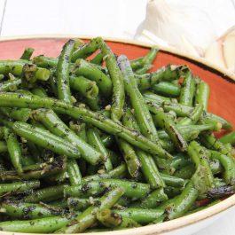 סלט שעועית ירוקה (קר)