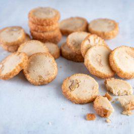 עוגיות חמאה אגוזים ופרי הדר