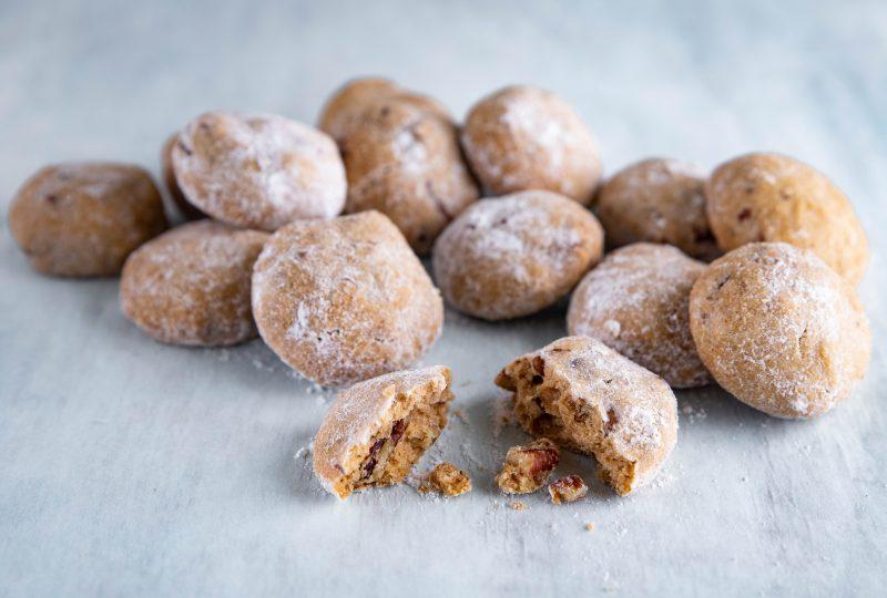 עוגיות מיפל פקאן – טבעוני