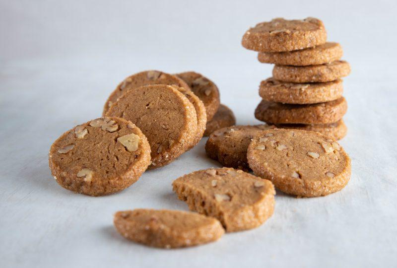 עוגיות קפה פקאן