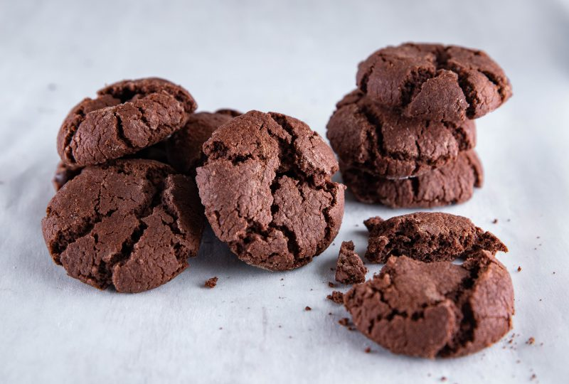 עוגיות שוקולד משובח – טבעוני
