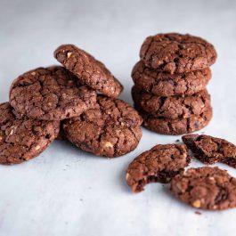 עוגיות שוקולד שחיתות